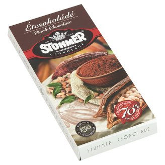 Stühmer Dark Chocolate 100 g