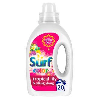 SURF Mosógél Tropical lily & Ylang ylang 20 mosás 1 l
