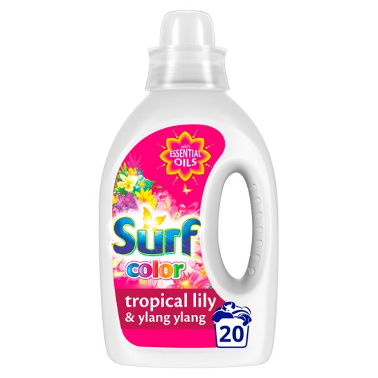 SURF Washing Gel Tropical Lily & Ylang Ylang 20 Washes 1 l
