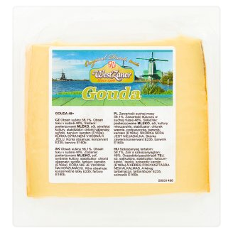 West Zaner Gouda Cheese 450 g
