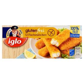 Iglo gyorsfagyasztott gluténmentes halrudacska 360 g
