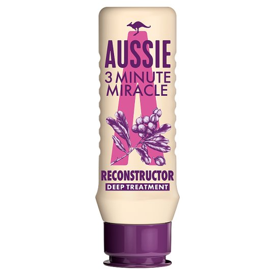 Aussie Deep Treatment 3 Minute Miracle Reconstructor, 75 ml