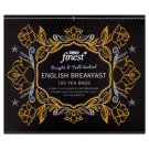 Tesco Finest English Breakfast filteres fekete tea 100 filter 250 g