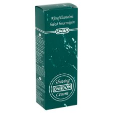 image 1 of Barbon Lathering Shaving Cream Containing Chlorophyll 85 ml