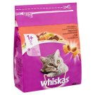 Whiskas 1+ teljes értékű állateledel felnőtt macskák számára marhával 800 g