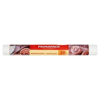 Primapack Pre-Cut Baking Paper 28 x 39 cm 20 pcs