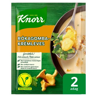 Knorr rókagomba krémleves 63 g