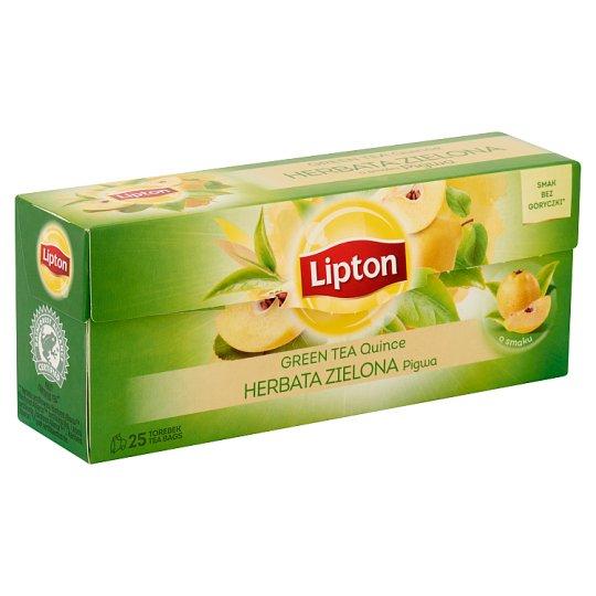 Lipton Quince Green Tea 25 Tea Bags