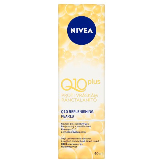 NIVEA Q10 Plus Anti-Wrinkle Serum Pearls 40 ml