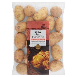 Tesco Yellow Potatoes 3 kg