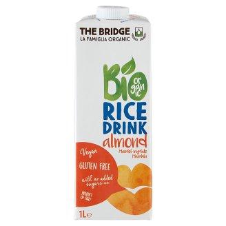 The Bridge Organic Almond Rice Drink 1 l
