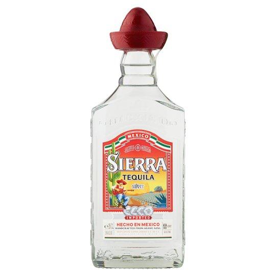 Sierra Silver Tequila 38% 0,35 l