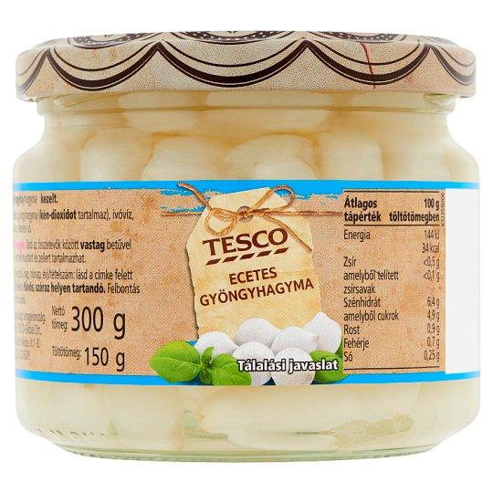 Tesco Pickled Shallots 300 g