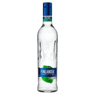 Finlandia Lime Flavoured Vodka 37,5% 0,7 l