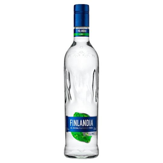 Finlandia limeízű vodka 37,5% 0,7 l