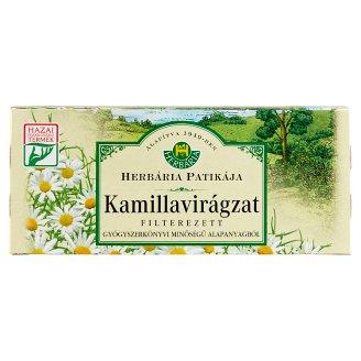 Herbária Patikája Camomile Flower Tea 25 Tea Bags 30 g
