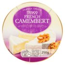 Tesco French Camembert Fat, Soft Cheese 250 g