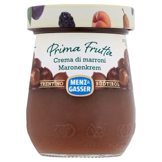 Prima Frutta Italian Chestnut Cream with Sugar 340 g