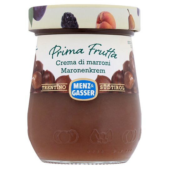 Prima Frutta Italian Chestnut Cream with Sugar 340 g