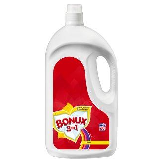 Bonux Color folyékony mosószer 3.9L 60 mosáshoz
