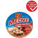 Medve Spreadable Processed Semi-Fat Cheese with Hot Paprika 8 pcs 140 g