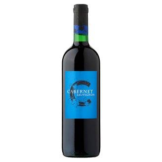 Duna-Tisza Közi Cabernet Sauvignon száraz vörösbor 11,5% 0,75 l