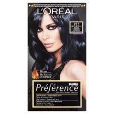 image 1 of L'Oréal Paris Préférence P12 Blue Black Pearl Premium Ultra-Resistant Colorant