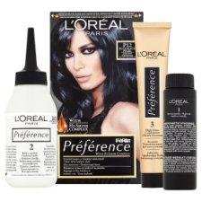 image 2 of L'Oréal Paris Préférence P12 Blue Black Pearl Premium Ultra-Resistant Colorant