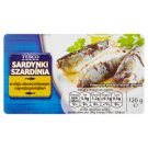 Tesco Sardines in Sunflower Oil 120 g