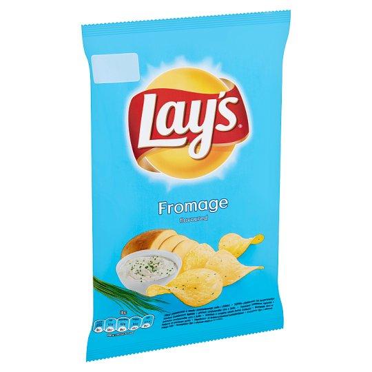 Lay's tejfölös-zöldfűszeres ízű burgonyachips 70 g