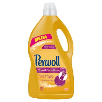 Perwoll Care & Repair Light Duty Detergent 60 Washes 3,6 l