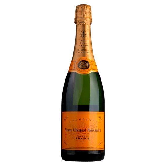 Veuve Clicquot Ponsardin Brut száraz pezsgő 12% 0,75 l