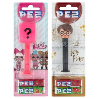 Pez Despicable Me 3 Fruit Flavoured Candy with Dispenser 2 x 8,5 g
