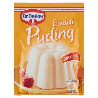 Dr. Oetker Eredeti Puding tejszínes pudingpor 40 g