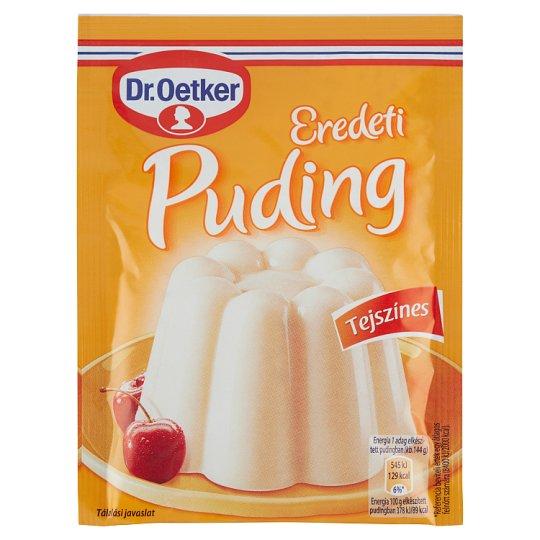 Dr. Oetker Eredeti Puding Cream Flavoured Pudding Powder 40 g
