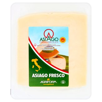 Agriform Asiago Fresco DOP Cheese 200 g
