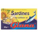 Giana Sardinia in Vegetable Oil 125 g