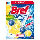 Bref Power Aktiv Juicy Lemon WC-frissítő 50 g