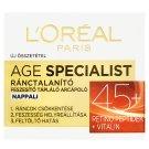 L'Oréal Paris Age Specialist 45+ ránctalanító nappali feszesítő tápláló arcápoló 50 ml