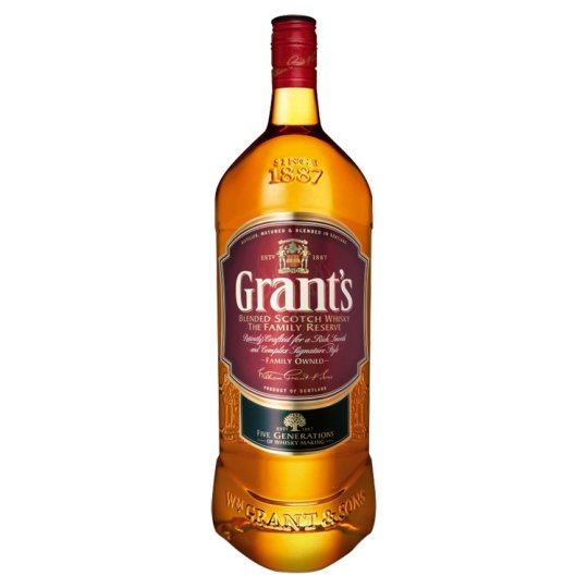 Grant's Scotch Whisky 40% 1,5 l