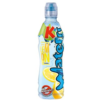 Kubu Waterrr Lemon Non-Carbonated Soft Drink 500 ml