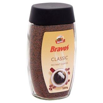 Bravos Classic Instant Coffee Granules 100 g