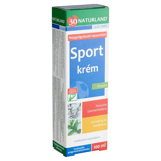 Naturland Sport Cream 100 ml