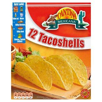 Cantiña Mexicana Taco Shells 150 g