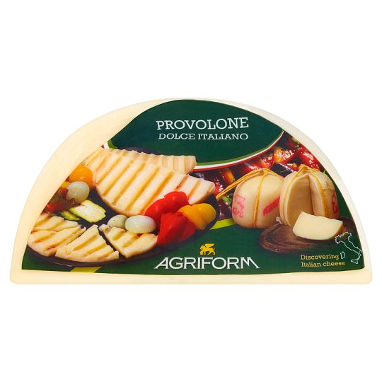Agriform Provolone Dolce Italiano sajt 200 g