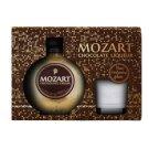 Mozart csokoládé krémlikőr 17% 0,5 l + pohár