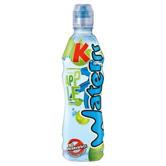 Kubu Waterrr Apple Non-Carbonated Soft Drink 500 ml