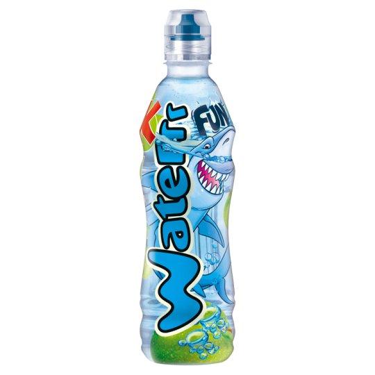 Kubu Waterrr Apple Non-Carbonated Soft Drink 500 ml