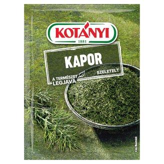 Kotányi morzsolt kapor 11 g