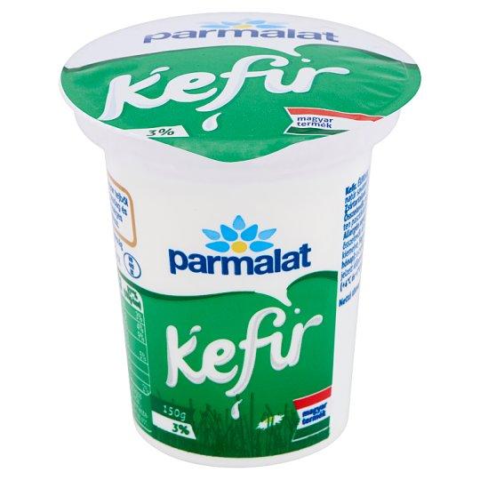Parmalat natúr, élőflórás kefir 150 g